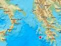 После землетрясения у берегов Греции объявлена угроза цунами