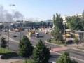 Возле ж/д вокзала Донецка ведутся бои, жителей просят не подходить к окнам