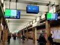 В киевском метро табло будут показывать время до прибытия поезда
