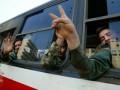 Сирийские оппозиционеры получили первую зарплату