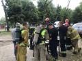 Полиция открыла дело по факту пожара под Львовом