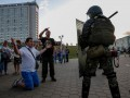 В Беларуси снизилось число задержанных активистов