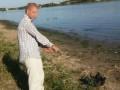 Украинец переплыл Дунай ради работы в Румынии