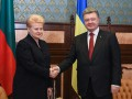 Порошенко отправился с визитом в Литву