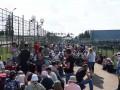 Украинцы по 10 часов стоят на границе с Польшей