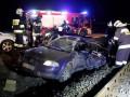 В Польше в ДТП с поездом погибли четыре украинца