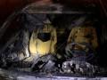 Неизвестные сожгли автомобиль и.о. главы Госэкоинспекции