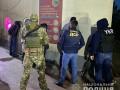 Стрельба на Печерске: Спецназ задержал группу киллеров-иностранцев