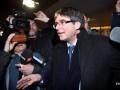 В Германии суд отказался арестовывать экс-главу Каталонии