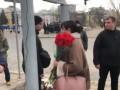 Охрана Зеленского не пускала родных Небесной сотни к мемориалу