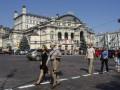 22 сентября в центре Киева будут созданы велосипедные и пешеходные зоны