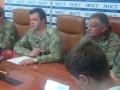 Семенченко: потери под Иловайском – более тысячи военных