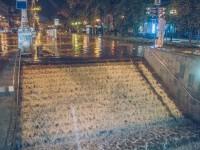 В КГГА объяснили, почему впервые затопило Крещатик