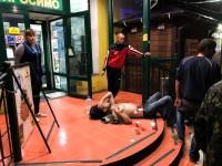 В Киеве возле магазина мужчине нанесли четыре ножевых ранения