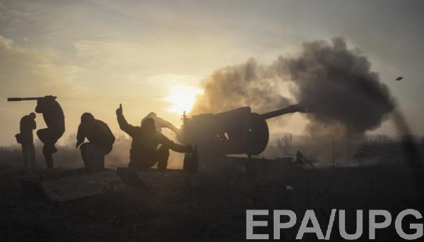 Перемирие на Донбассе де-факто закончилось