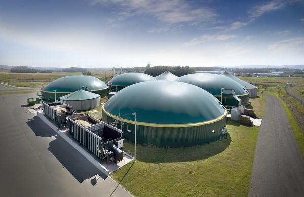 Биогазовый завод в украине