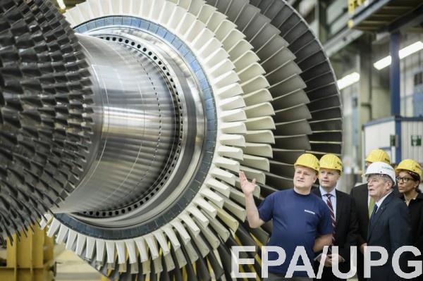 В Siemens заверили, что ведут свой бизнес в имеющихся политико-правовых рамках