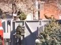 Самооборона Крыма применила оружие против военнослужащих Украины