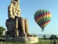 В Египте упал воздушный шар, есть жертвы