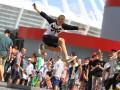 Киев, к доске! Полеты на скейте в центре столицы (ФОТО, ВИДЕО)