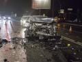 В Киеве Hyundai протаранил Opel, есть жертва