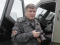Аваков рассказал Гелетею о героях среди комбатов Нацгвардии