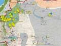 Кого на самом деле бомбит РФ в Сирии: карта от Bellingcat