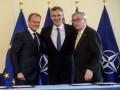 ЕС и НАТО подписали декларацию об углублении партнерства