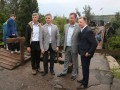 Волкер осмотрел КПВВ на Донбассе
