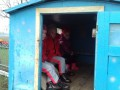В Ровенской области детей перевозят в странной