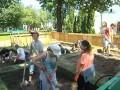 На территории Софии Киевской нашли тысячелетние ворота