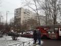 В России спаслись от пожара мать с сыном, выпрыгнув с восьмого этажа