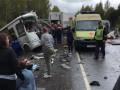 В России под Ярославлем в ДТП погибли семь человек