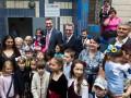 Кличко и Пайетт открыли в Киеве центр помощи для беженцев