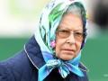 Королева Великобритании нарушила ПДД за рулем Range Rover