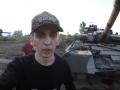 В Харькове блогеры проникли на танковый склад и выяснили, что он не охраняется