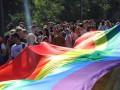 В Одессе на Марш равенства собрались около 300 человек