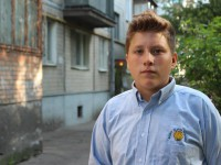 В Киеве подросток, рискуя жизнью, спас жителей пятиэтажки от пожара