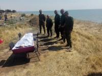 Убитого в зоне АТО россиянина похоронили на Донбассе