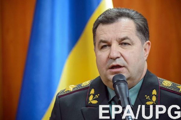 Полторак улетел в штаб-квартиру НАТо общаться с другими министрами обороны