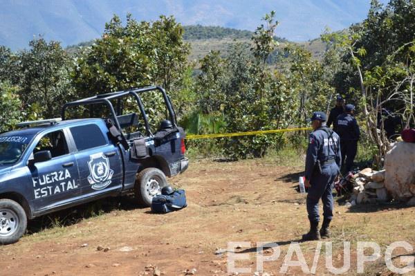 В Мексике жестоко убили 13 человек