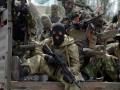 Ополченцы взяли в плен иностранных наемников -