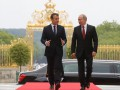 Макрон обсудил с Путиным инцидент в Керченском проливе