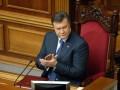 Янукович создал рабочую группу во главе с Левочкиным по разработке ежегодного послания к Раде
