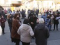 В Мелитополе предприниматели вышли на протест против карантина
