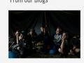 В ведущих мировых СМИ вспыхнул скандал вокруг украинского лагеря