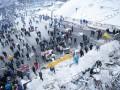 На Майдане возвели 5-метровые баррикады (ФОТО)