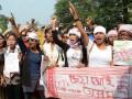 В Индии студенческие протесты охватили более 35 вузов