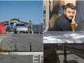 Итоги 1 ноября: закрытие границы с Крымом, сын Авакова в суде и похороны Окуевой