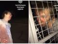 В Одессе солдат в самоволке крушил автомобили со своим товарищем